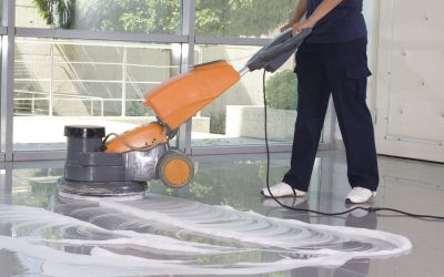 Developing a Commercial Floor Care Plan for Your Restaurant