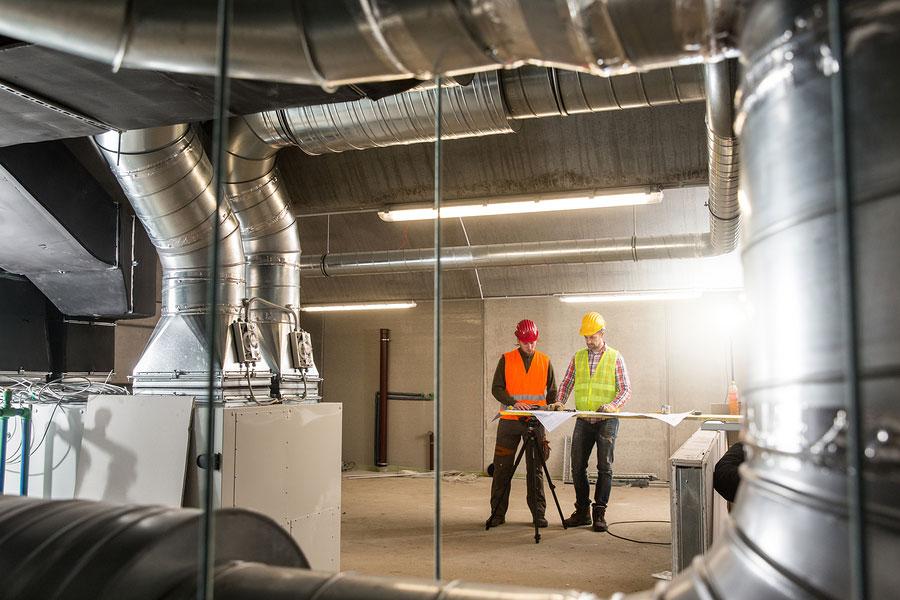 Choose VRF Technology for Efficient Integrated HVAC Service